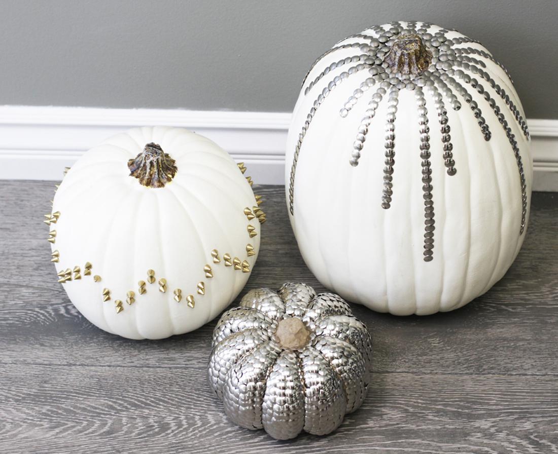 8 Beautiful No Carve Pumpkins