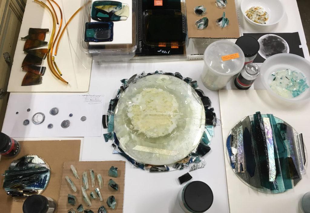Art Installation - Casting