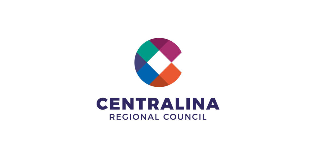 Centralina Regional Council logo designed by Moonlight Creative.