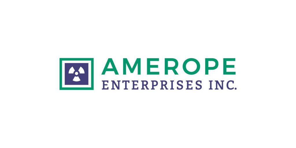 Amerope logo designed by Moonlight Creative.